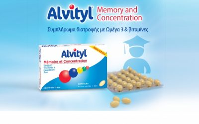 Alvityl Memory & Concentration